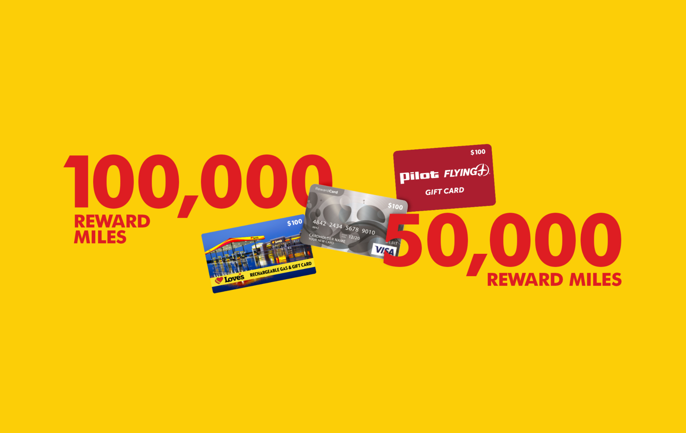 MyMilesMatter by Shell Rotella<sup>®</sup> 100K Bonus Miles Sweepstakes